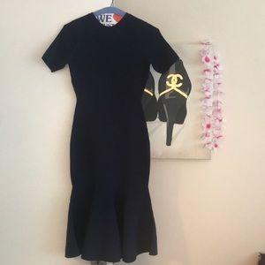 Milly Bodycon Midi Dress